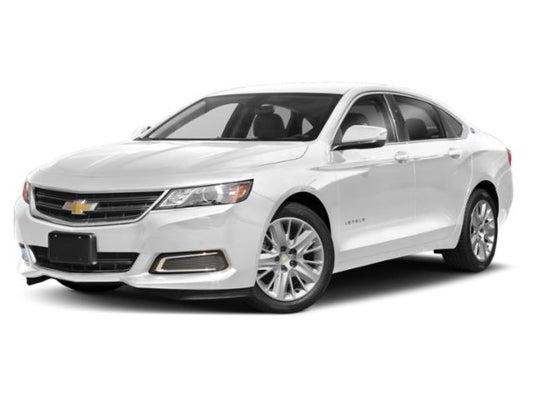 2019 Chevrolet Impala LT 1LT in Lansing, MI | Lansing Chevrolet Impala | Feldman Chevrolet of ...