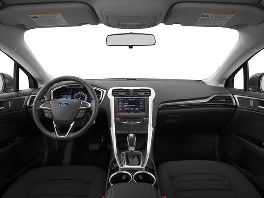 2017 Ford Fusion Anium Awd Loaded In Lansing Mi Feldman