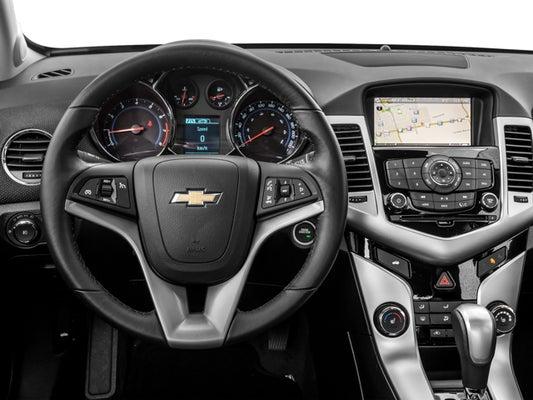 2016 Chevrolet Cruze Limited 2lt In Lansing Mi Feldman Of