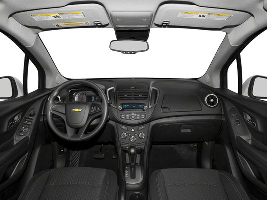2016 Chevrolet Trax Ls In Lansing Mi Feldman Of