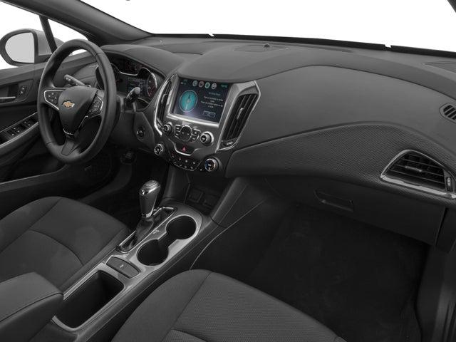 2017 Chevrolet Cruze Lt In Lansing Mi Feldman Of