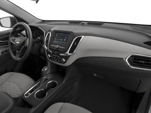2018 Chevrolet Equinox Ls In Lansing Mi Feldman Of