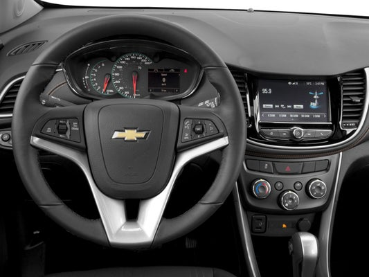 2018 Chevrolet Trax Lt In Lansing Mi Lansing Chevrolet Trax