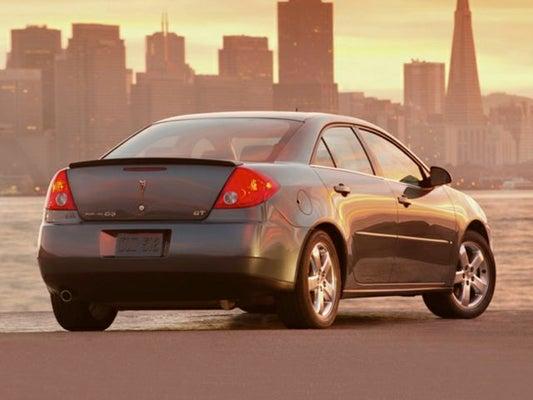 2009 Pontiac G6 Gt In Lansing Mi Feldman Chevrolet Of