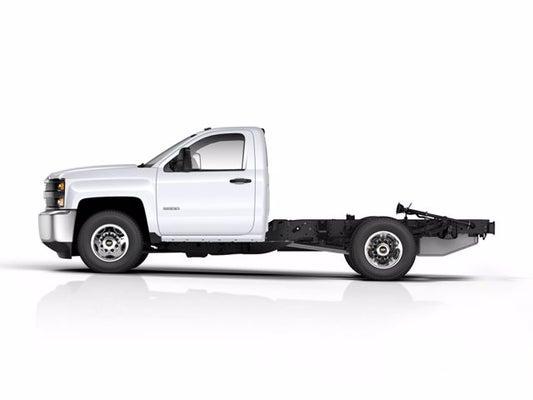 2019 Chevrolet Silverado 3500HD 11' Knapheide Enclosed KC Body
