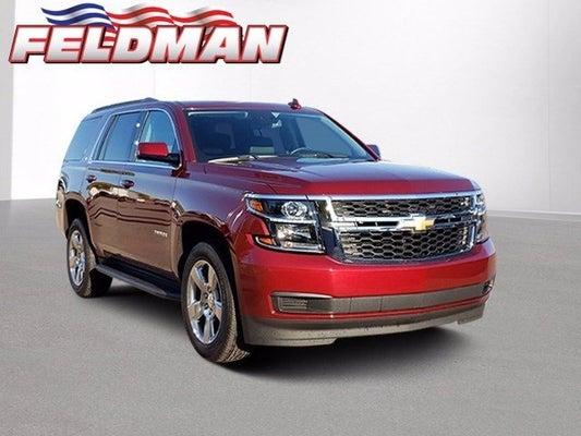 2020 Chevrolet Tahoe LT in Lansing, MI   Lansing Chevrolet ...