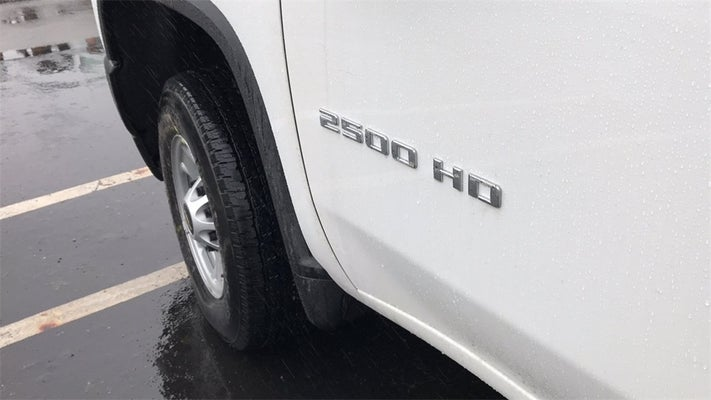 2020 Chevrolet Silverado 2500HD Work Truck in Lansing, MI ...