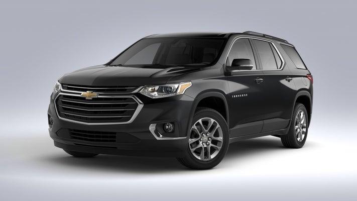 2020 Chevrolet Traverse Lt Cloth In Lansing Mi Lansing