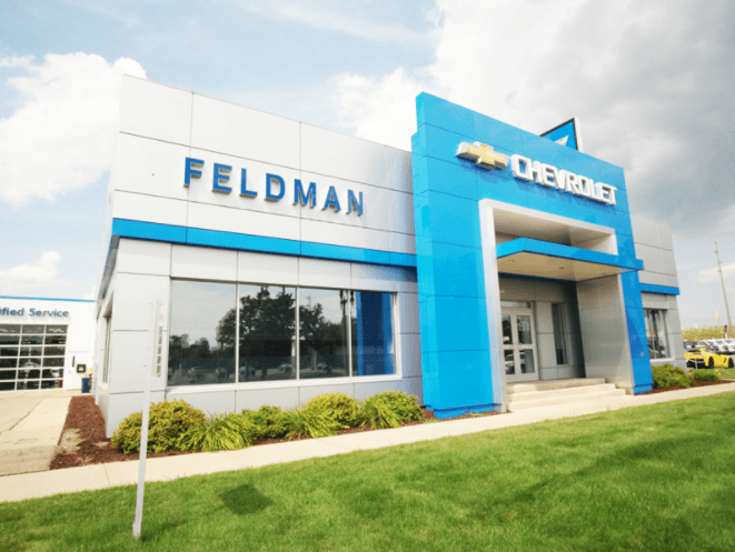 Chevrolet Dealer Lansing Mi Feldman Chevrolet Of Lansing